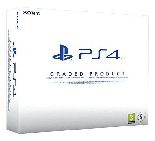 [Amazon WHD - gut] PlayStation 4 - Konsole B Chassis 500GB (Zertifiziert und Generalüberholt)