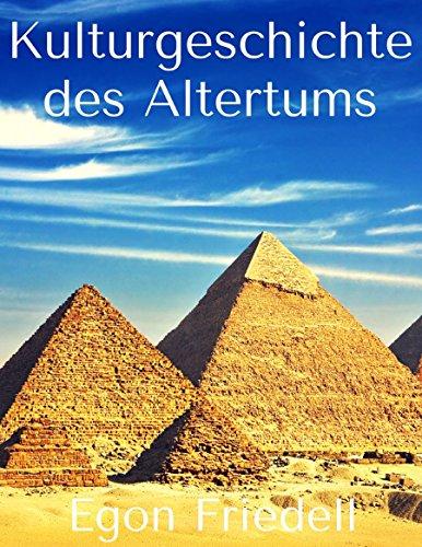 Kindle:Kulturgeschichte des Altertums