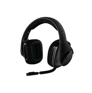 Logitech G533 Gaming-Headset (kabelloser DTS 7.1 Surround-Sound) schwarz