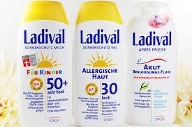FREEBIE - [Stada] - Gratis Ladival® Sonnenschutz & Blister Etui