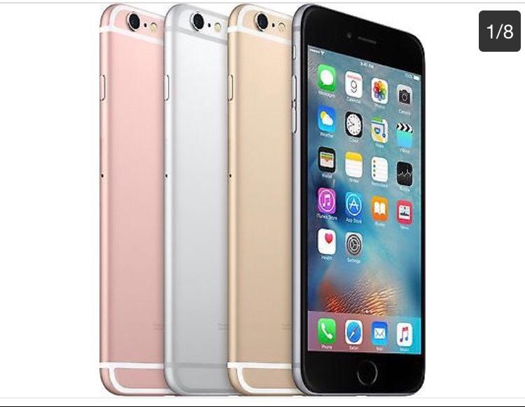 [Gebraucht] Apple IPhone 6S 64Gb in allen Farben bei EBay als Plus Mitglied für nur 390,15€