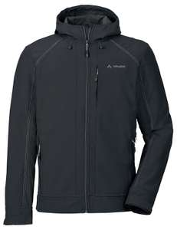 VAUDE Men's Skomer S Jacket (Größe L, schwarz, nur 5 Stück)