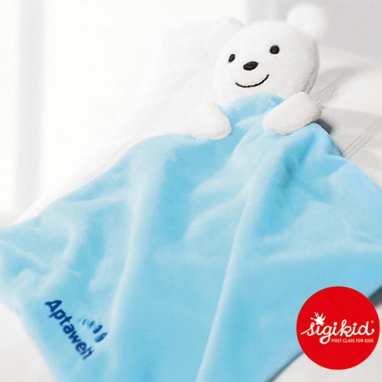 Gratis Baby Schnuffeltuch + Pampers Windeln Gratisprobe bei Newsletterregistrierung [Aptawelt]