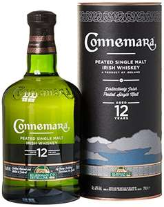 Connemara 12 Jahre Peated Whiskey