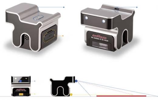 evoMouse (Laser-Projektions-Touchpad-Ersatz-Dings) bei Conrad für 19,99 plus 5,95 Versand (nochmals günstiger)