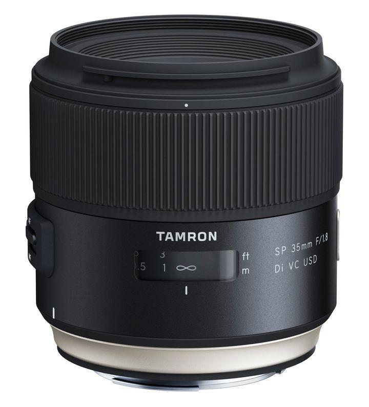 Tamron 35mm/1,8 Di VC und 45mm/1,8 Di VC