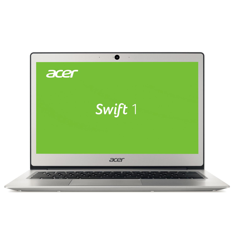 Acer Swift 1 (2017) Ultrabook mit Aluminiumgehäuse für 399€ bei 0% Finanzierung (ohne Windows)