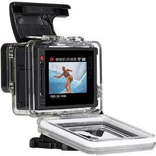 GoPro HERO4 Silver Adventure Actionkamera (oder Akku Set, Stativ Set, uvm.) @amazon Uk