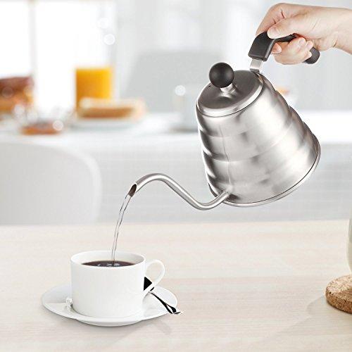 Edelstahl-Kaffeebereiter für Filterkaffee [Amazon Blitzangebot]
