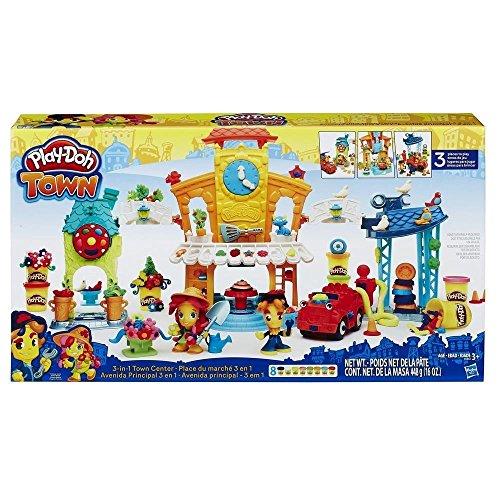 Hasbro Play-Doh B5868EU4 – Town Stadtzentrum