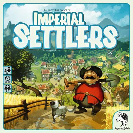 Imperial Settlers bis zu 50% Brettspiel