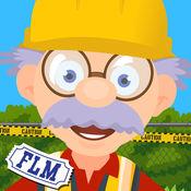 App: Bauen mit Opa von Fairlady Media kostenlos für [iOS] statt 3,49€