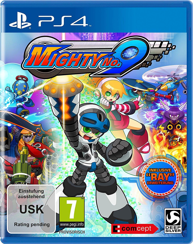 Mighty No.9 - Ray-Edition (PS4) für 4.99€ (Saturn)