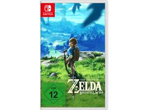 [Saturn+Amazon] The Legend of Zelda: Breath of the Wild(Switch) für 40€(Saturn Abholung/Amazon Prime) bzw 42€(Saturn Versand)