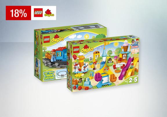 Galeria Sonntagsangebote - Damenwäsche 20%; Lego Duplo 18%;  Lego Creator 13%; Lego Technic 13%;