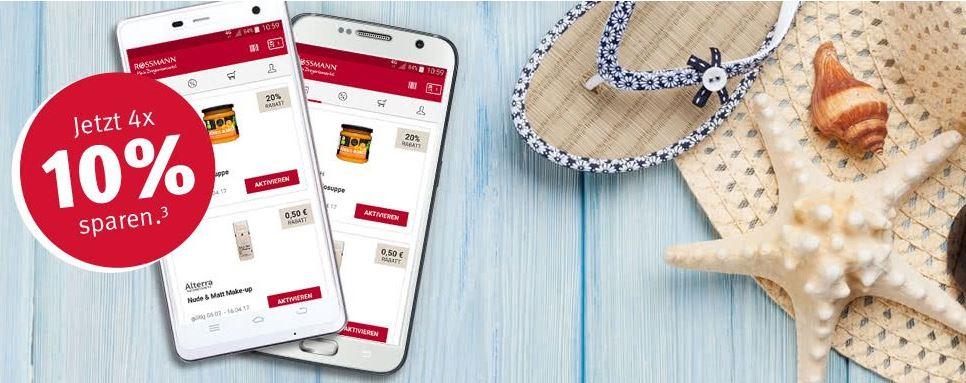 [Rossmann App] mögliche Deals im Juli