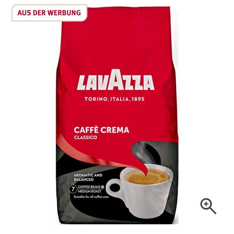 LavAzza Kaffee bei Rossmann 10% Coupon günstiger