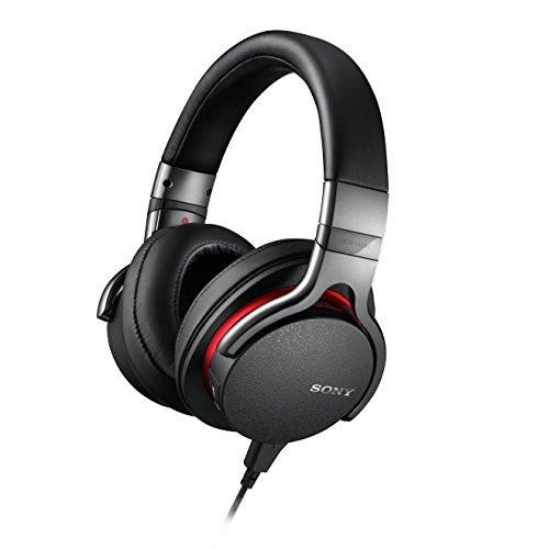 Sony MDR-1ADAC High Resolution Kopfhörer mit S-Master HX Digitalverstärker schwarz  fur 149
