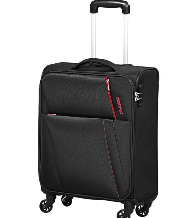 American Tourister 4-Rollen Handgepäckskoffer 37.5 Liter Volumen mit Filialabholung