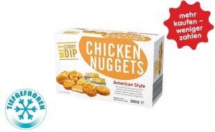 Netto Offline ab. 03.07 - Chicken Nuggets Boxen inkl. Dips bis 25% günstiger (1,49€/Box bei 3 Boxen) Normal 1,99€