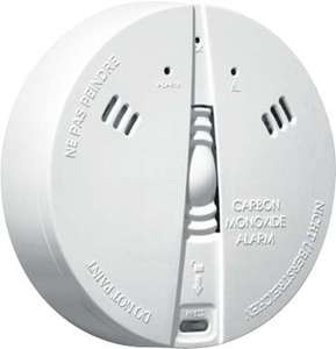 [Amazon od. Pollin] ESYLUX Kohlenmonoxid-Melder PROTECTOR CD 45 (weiss, 85 dB, Gasdetektor)
