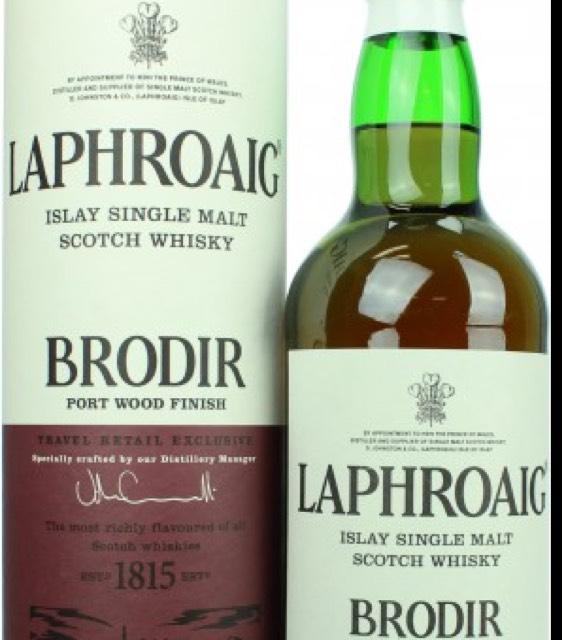Laphroaig Brodir Port Wood Final Batch 48.0% 0,7l
