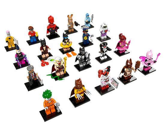 LEGO® Minifiguren aus der Serie THE LEGO BATMAN MOVIE (Artikelnr. 71017) - LEGO Onlineshop