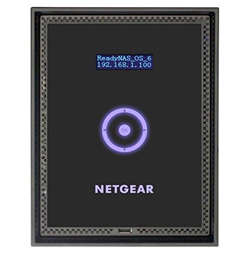 NETGEAR RN31662D-100EUS ReadyNAS 316 NAS-System 12TB fur 576