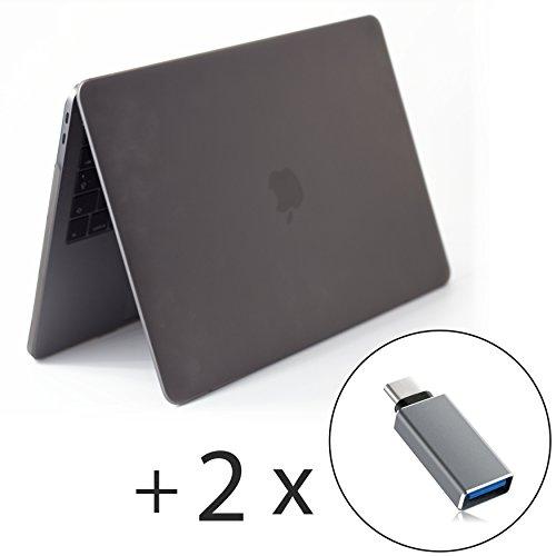 MacBook Pro Hardcase + 2 USB-C Adapter (nur noch heute?)