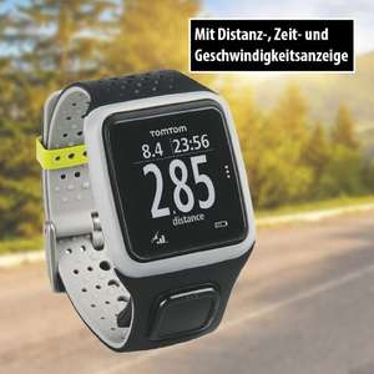 [Black.de NRW] Tom Tom GPS Sportuhr 47€