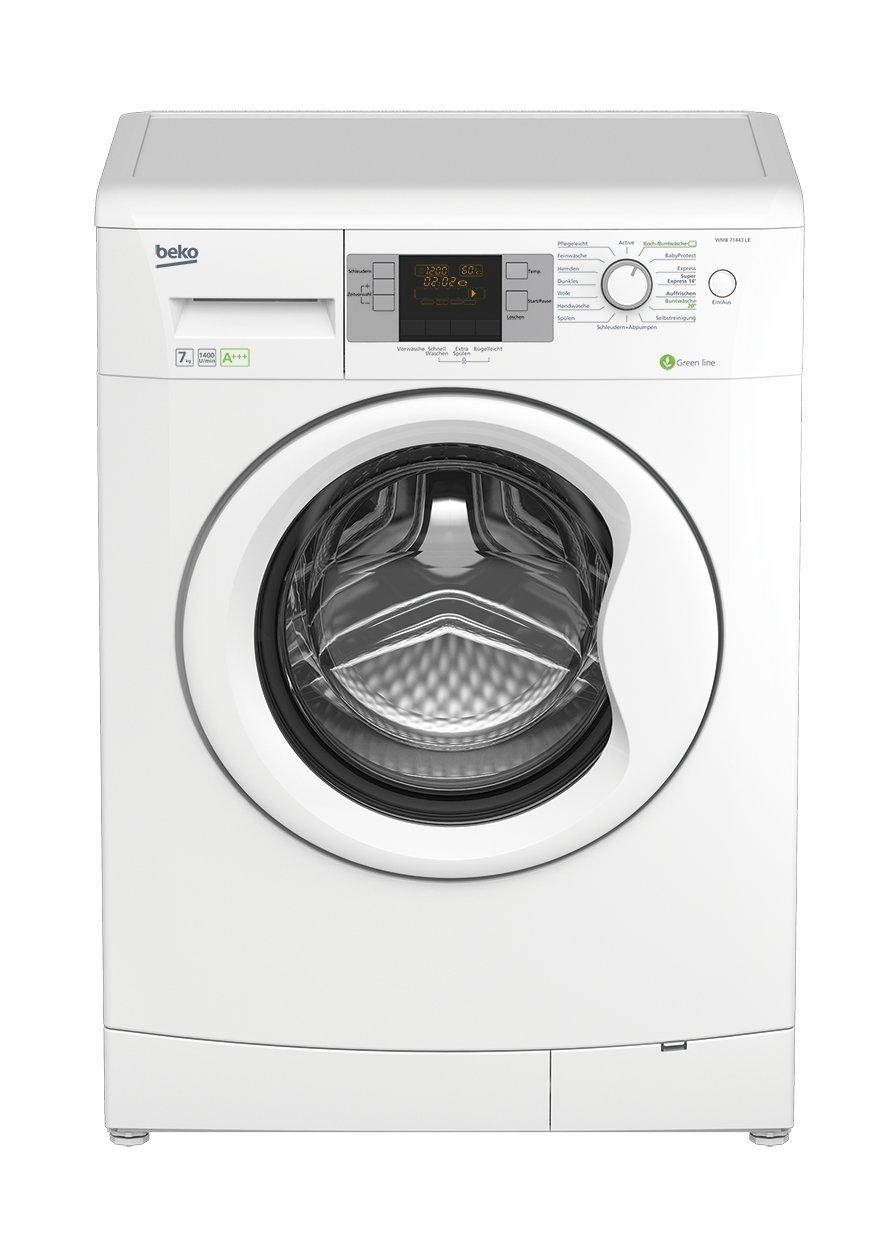 A+++ Waschmaschine - Beko WMB 71443 - als WHD in versch. Zuständen (7KG / 1400upm)