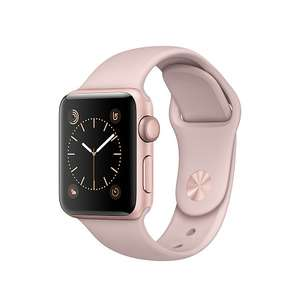 Apple Watch Series 1 Sport refurbished rose-gold 38 mm - t online shop