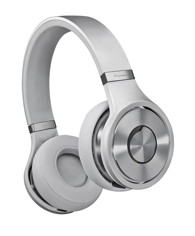 Pioneer SE-MX9-S Superior Club Sound On-Ear-Kopfhörer silber fur 129