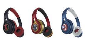 SMS Audio Marvel Avengers Superhelden Kopfhörer für EUR 39,95 (PVG ca. EUR 44,-)