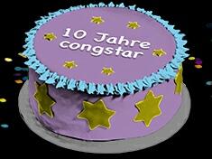 """Congstar Geburtstag: """"10GB für sie"""" (10GB zusätzliches Datenvolumen)"""