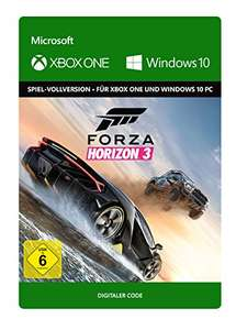 [Amazon] Forza Horizon 3 Xbox/PC Download Code