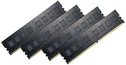 G.Skill F4-2133C15Q-16GNT Arbeitsspeicher 16GB (4x 4GB, 2133MHz, 288-polig, CL15) DDR4-RAM Kit fur 83.16