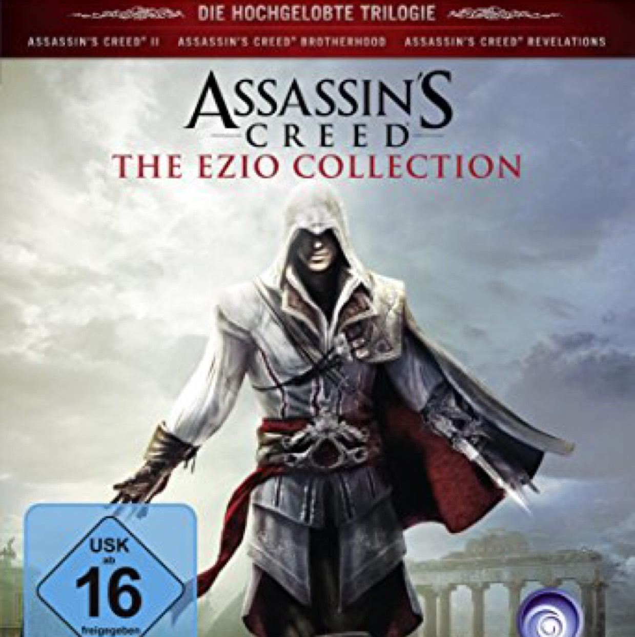 Wieder verfügbar: Assassins Creed: Ezio Collection (ONE) für 19,18€