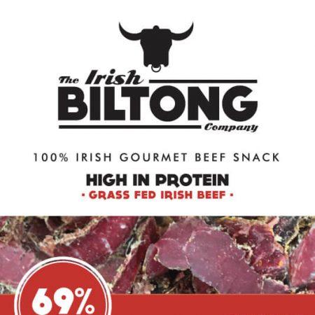 25% Rabatt auf Irish Biltong