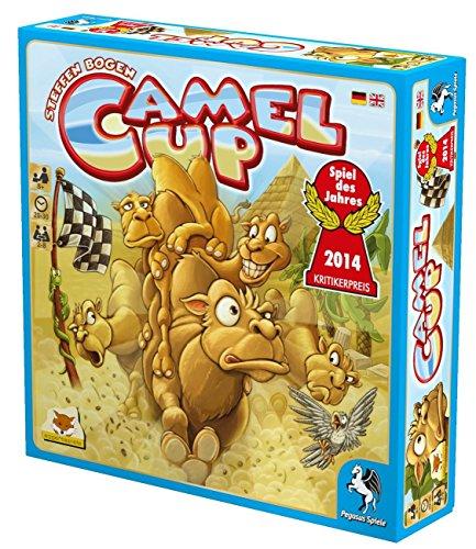 [AMAZON Prime-Mitglieder] - Pegasus Spiele 54541G - Camel Up - Spiel des Jahres 2014