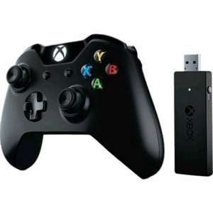 [Ebay - gebraucht] Xbox One 2015 Controller + Wireless Adapter