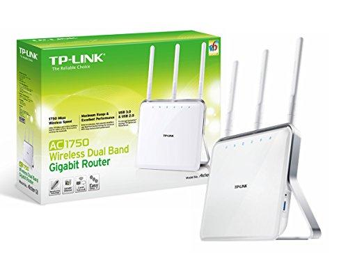 TP-Link Archer C8 AC1750 WLAN Dualband Gigabit Router fur 61.06