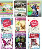 TOPP-Kreativ Sales-Sets (Bücher & Bastelbedarf)