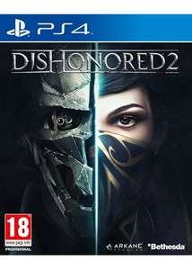 Dishonored 2 (PS4) für 15€ (Base.com & Shopto)
