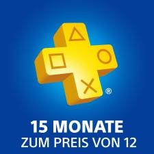 Playstation Plus 15 Monate für 42,49€ im PSN Store (Nicht für bestehende Plus-Mitglieder)