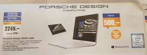 [Schweiz] Porsche Design BOOK ONE bei melectronics.ch
