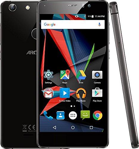 "Archos Diamond Selfie Lite: LTE + Dual Sim, 5,5"" FHD, Snapdragon 430, 3GB RAM, 16GB ROM, 13MP, Fingerabdrucksensor, Android 6 für 130€ (Amazon.fr)"