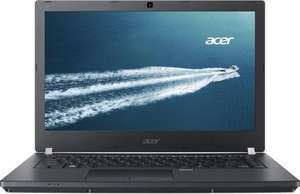 Acer TravelMate P449 (P449-M-54MU) 35,56 cm (14 Zoll) Full HD IPS (Intel Core i5-6200U, 8 GB RAM, 256 GB SSD, Intel Graphics 520, Win 10 Pro) schwarz
