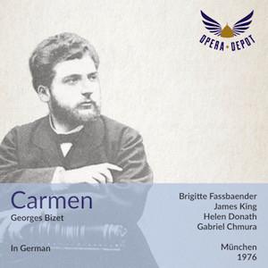 [Opera Depot] Carmen (auf Deutsch) mit Brigitte Fassbaender als Gratis-Download