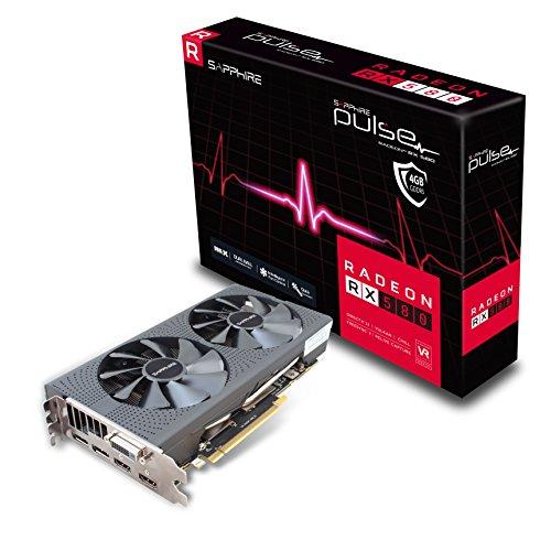 Sapphire Radeon RX Pulse 580 Graphics Card 4GB fur 223